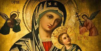Ícone Catequese Oração Salve Rainha