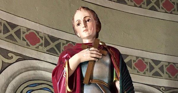 Oração de Santo Expedito - o santo das causas urgentes.